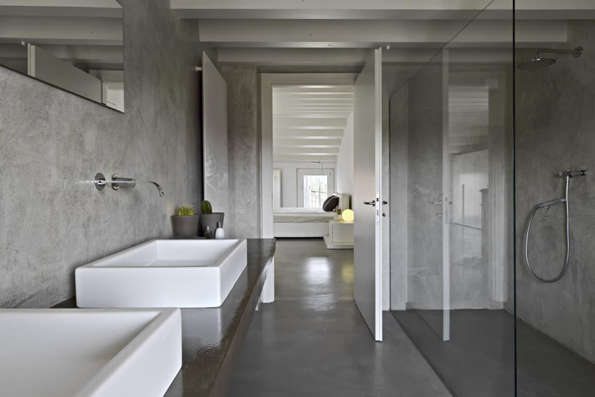 Badkamer stucen: mogelijkheden, prijzen & werkwijze